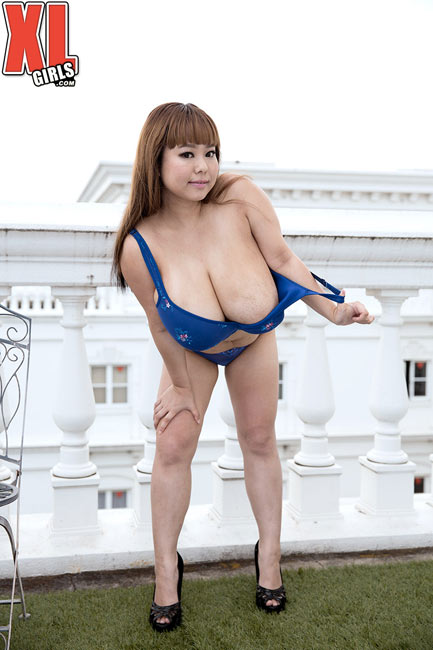 Fuko japanese huge boobs