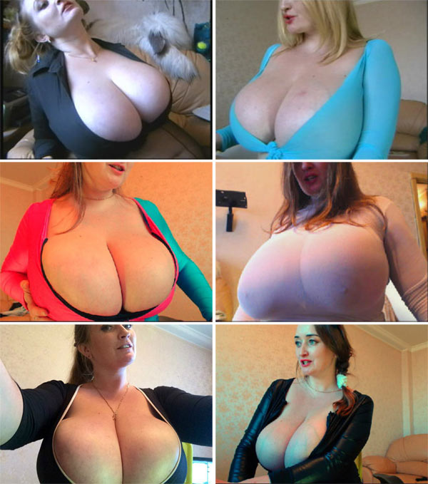 Jane Vlada – Absolutely Spectacular Huge Tits