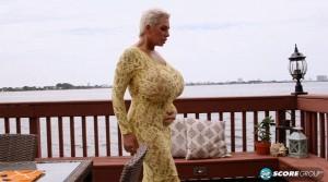 fake tits claudia marie