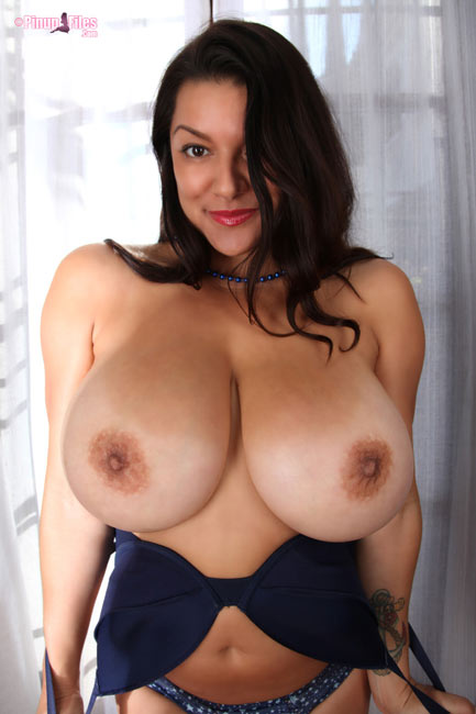 Most Perfect Natural Boobs
