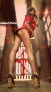 sexy legs of leela jayy