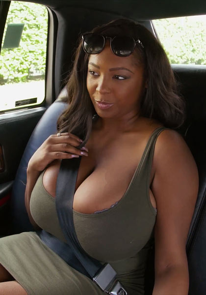 Rachel Raxxx has a incredible set of natural heavy tits