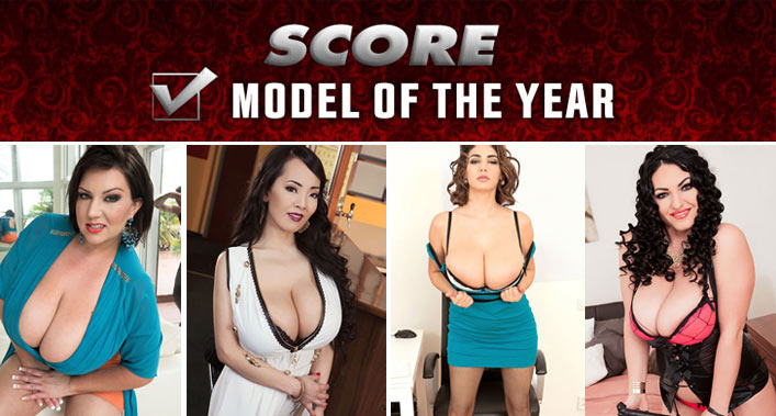 Model and Newcomer Of The Year – Scoreland