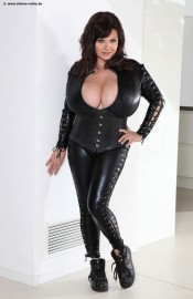 latex catsuit photo