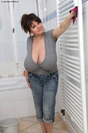milena velba huge tits