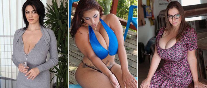 New photo-sets of Luna Amor, Miss Issy and Nadine Jansen
