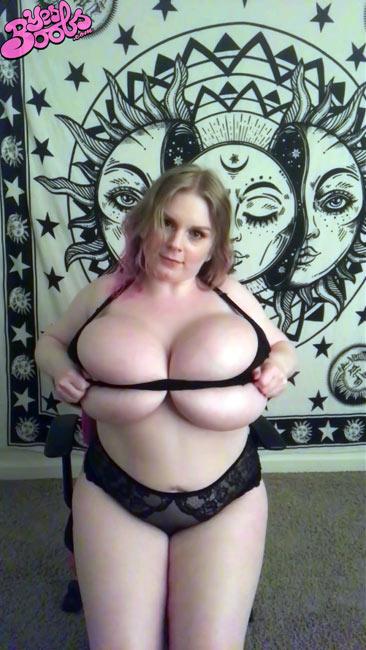 Cassie big tits
