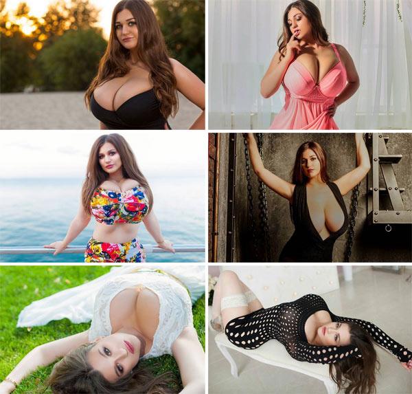 demmy licious webcam huge tits model