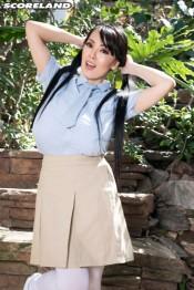 2busty schoolgirl hitomi tanaka