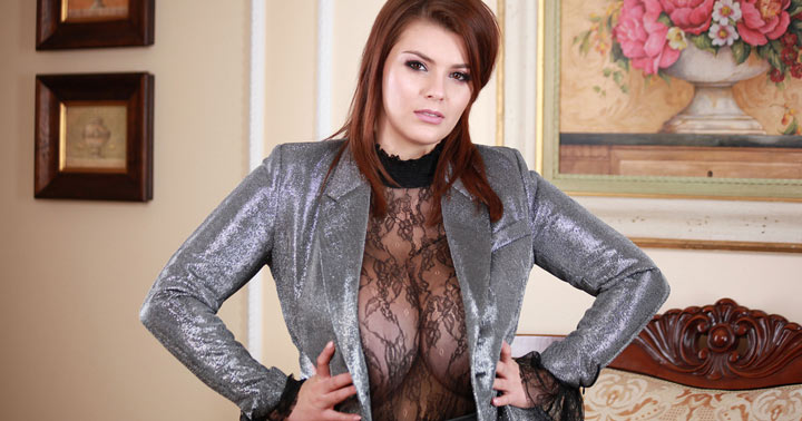 Xenia Wood in Under My Jacket