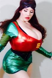 cosplay model bella coltello