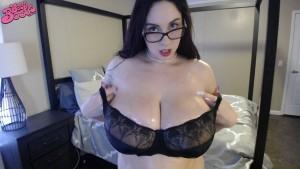 jessie minx bra oiling big tits