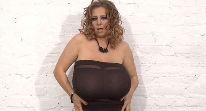 Abbi Secraa – The perfectly-proportioned MILF with humongously oversize boobs