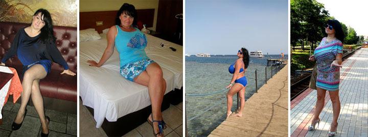 Giant breasts sensation – Eva Berg