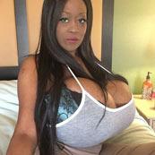 black fake tits jeannetta joy