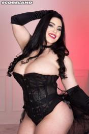corset tits