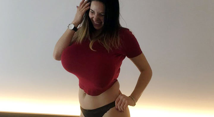 Talia Amanda – What a beautiful sexy model!