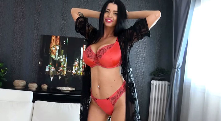 Sha Rizel in Full Body – Debut lingerie video