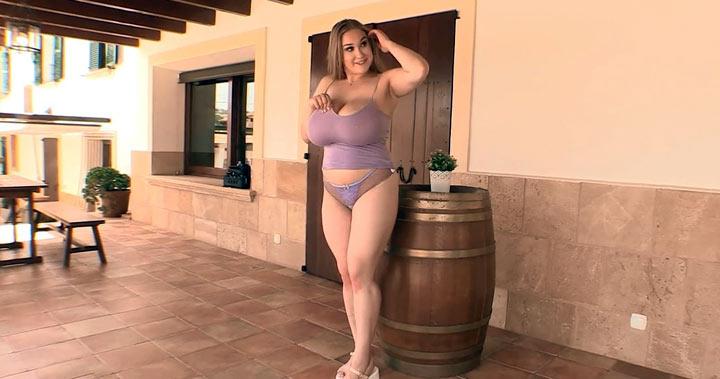 Cheryl Blossom in Lavender Cami