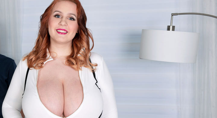 Lissa Hope in Incomparable Honey With Heavy Hooters
