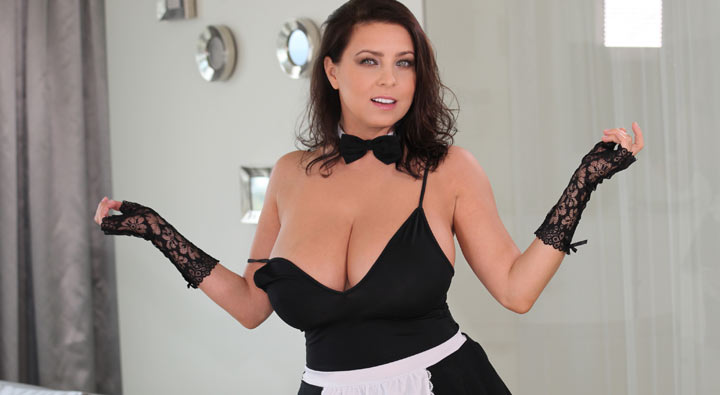Ewa Sonnet in Your Private Maid Service