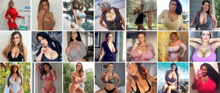 22 New models @ Instagram Top200 List